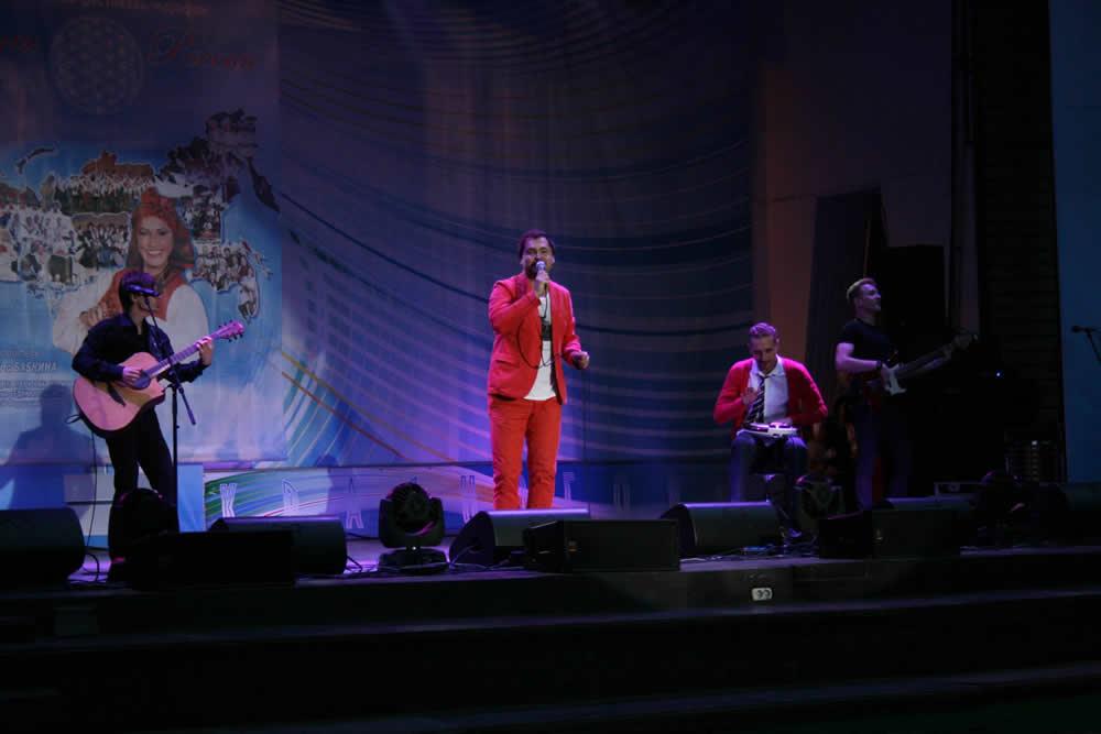 Фестиваль песни россии